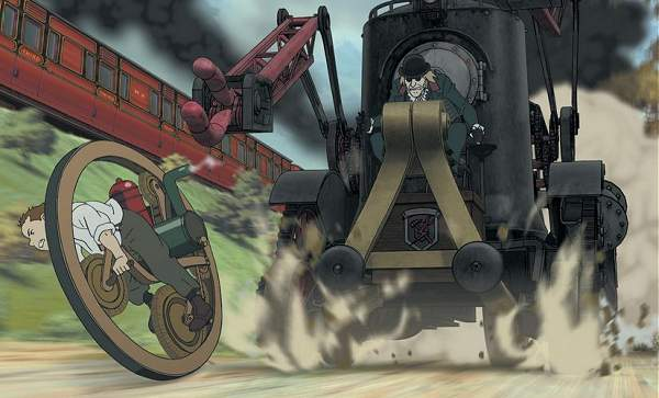 Steamboy (2004) review