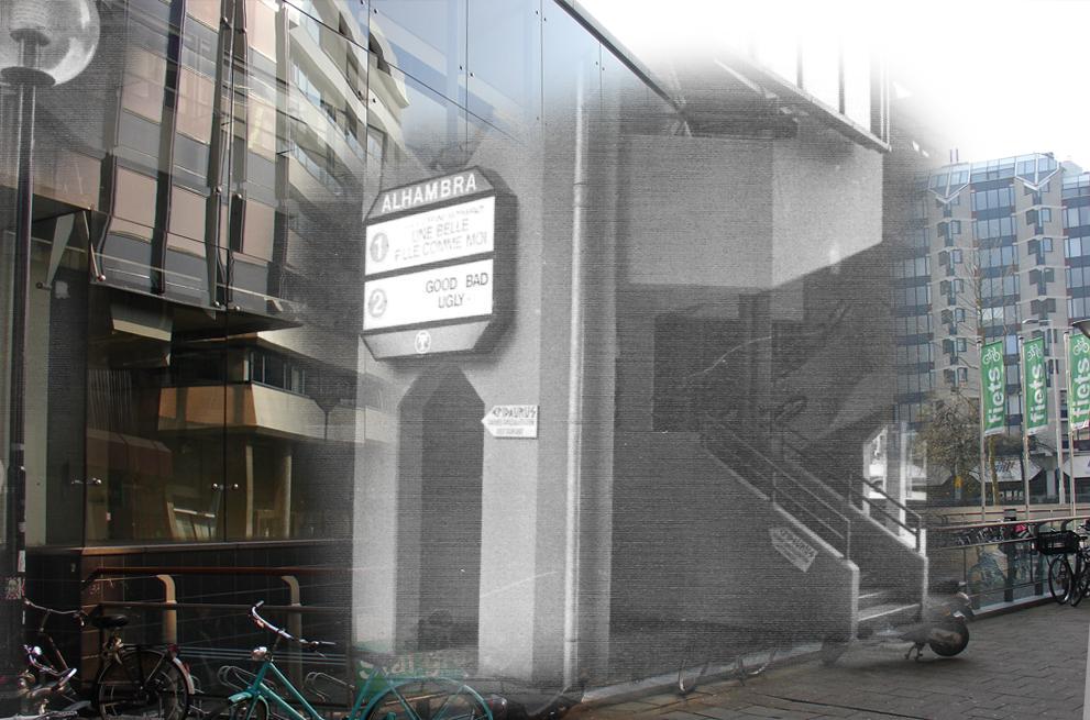 De verdwenen bioscopen van rotterdam alhambra de filmkijker for Bioscoop pathe rotterdam